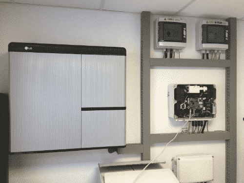 autoconsommation photovoltaique batterie